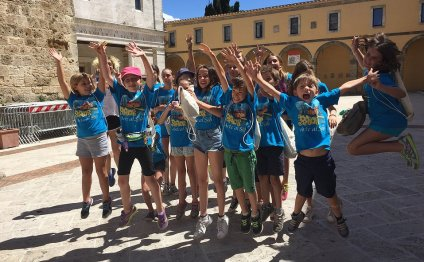 Arte al Sole Italy Summer Camp