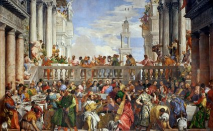Wedding at Cana (1563)