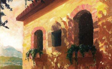 Florence painting acrylic