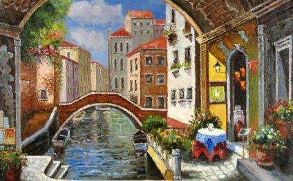 Venice Painting 024