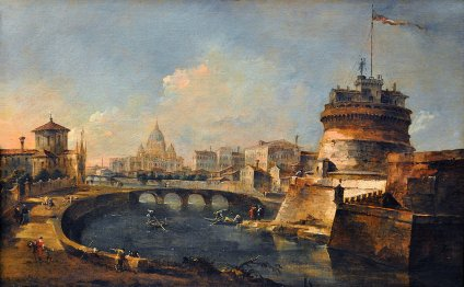 Canaletto (1597-1768) The