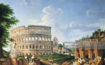The Colosseum, Rom, Italy