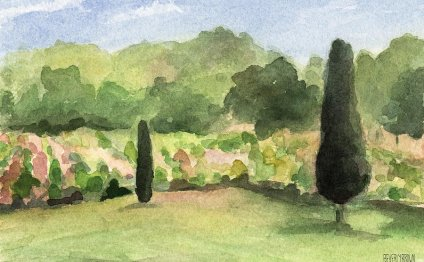 Paintings Of France by