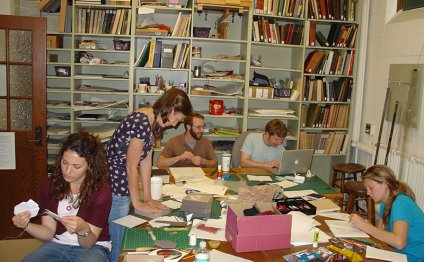 Book Arts Workshops