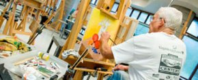 Drawing and Painting Classes at VMFA Studio School