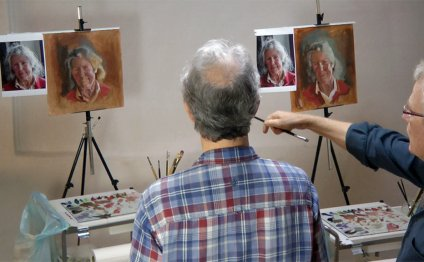 Portrait Painting Workshops