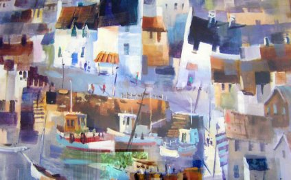 Cornwall Paintings