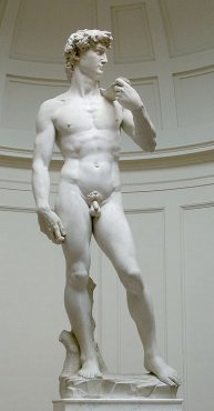 Most Famous Works Of Art: David by Michelangelo