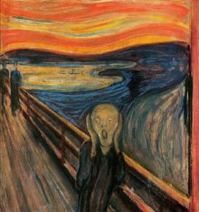 Most Famous Works Of Art: The Scream by Edvard Munch