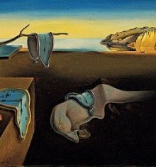 Most Famous Works Of Art: The Persistence Of Memory - Salvador Dali