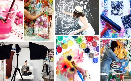 Art Workshops Online