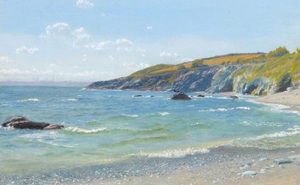 Cornwall painting