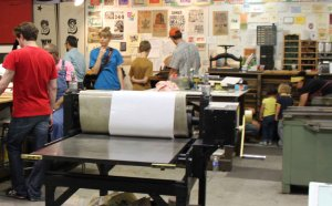 Art Workshops Atlanta