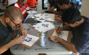 Street Art Workshop