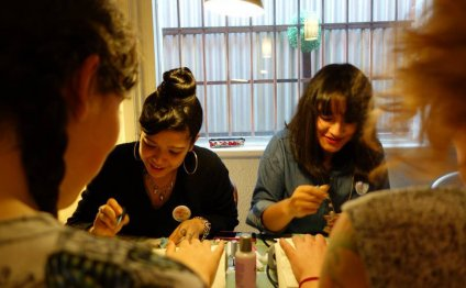 Nail Art Workshops