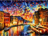 Oil Paintings Italy