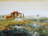 Tuscany Landscape Paintings