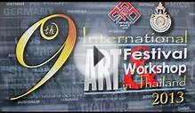 9th International Art Festival Workshop