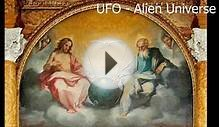 Evidence of UFOs in Renaissance paintings - UFO Alien