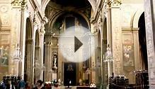 Famous Cathedral of Ferarra in Italy