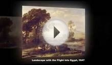 Famous Paintings of Claude Lorrain, A French Painter