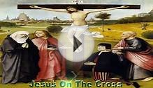 Famous Paintings of Jesus On The Cross - Morphing The Cross