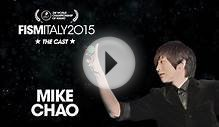 FISM ITALY 2015 ARTIST - MIKE CHAO