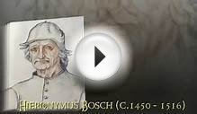 Hieronymus Bosch - Famous Paintings Northern Renaissance