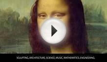 Leonardo Da Vinci - Famous Painters Bios - Wiki Videos by