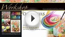 Oil Pastels [Workshop 1] – Painting Drawing Workshops