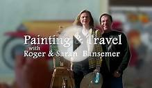Painting and Travel - 20 second spots