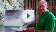 Painting Holidays in Torquay with Arnold Lowrey