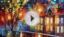 Slide Show of European Cities Paintings by Leonid Afremov