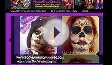 WinnipegBodyPainting.VisualEyeCandy.Spfx (C4 Comic Con