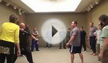 Workshops Los Angeles-Systema Spetsnaz ( Vadim Starov 2014)